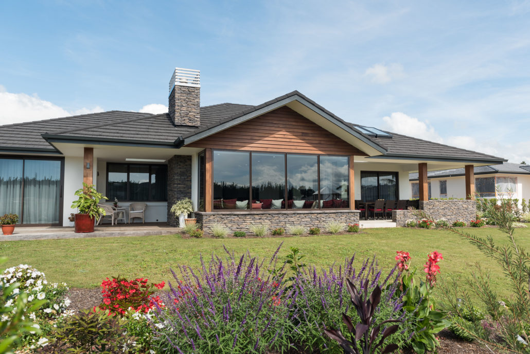 Quail Ridge Country Club showing Starke 35mm Residential Aluminium joinery suite